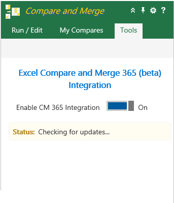 CM 365 Integration